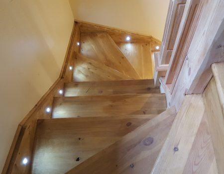Stairwell spots